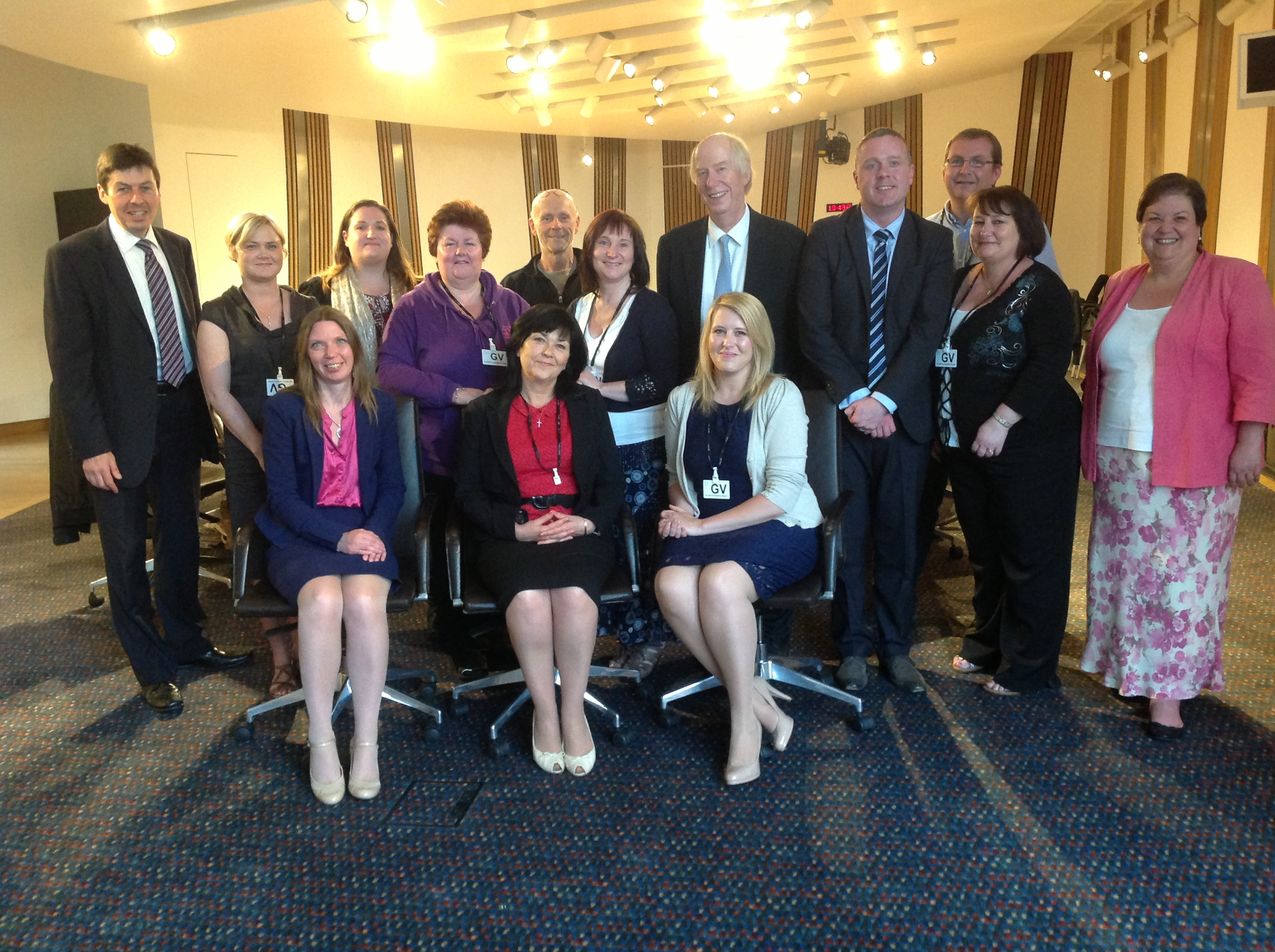 Update from the Scottish Cross Party Group on Rare Diseases