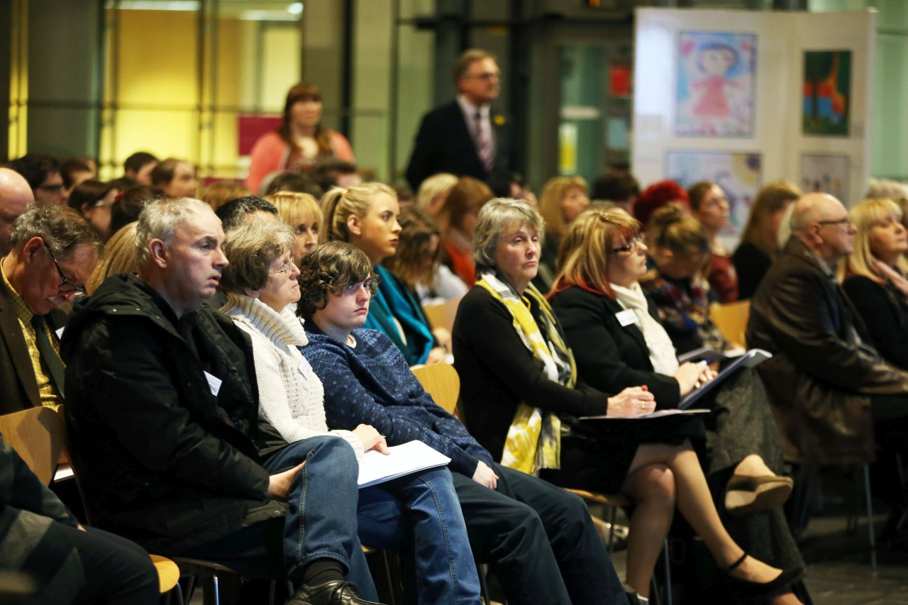 Raising awareness of rare disease in Wales