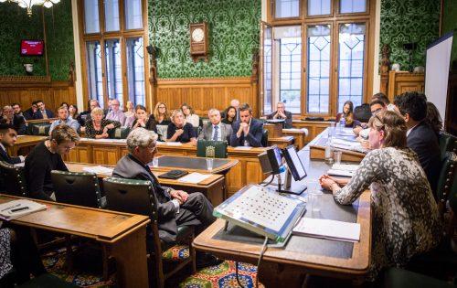 GAUK In Parliament