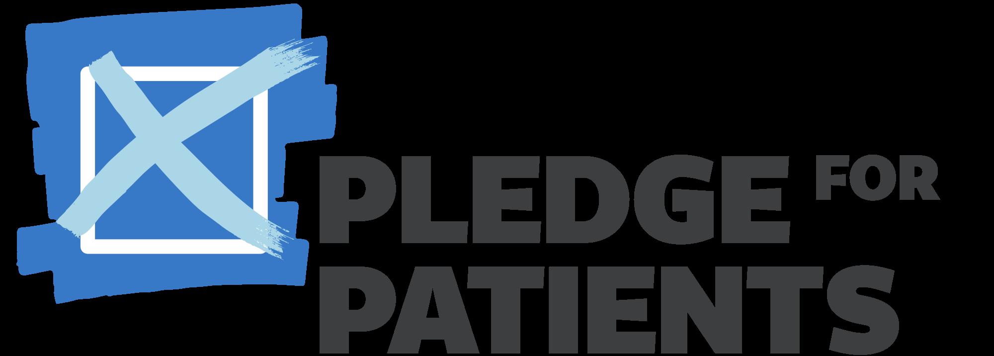 Pledge for Patients – What's next?