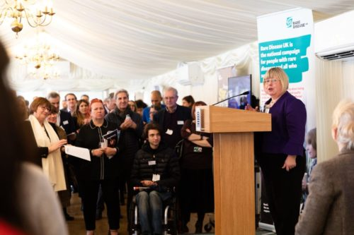 Rare disease day conference