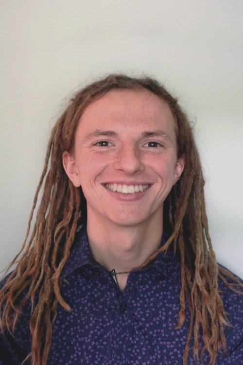 Headshot of Matthew Hamer