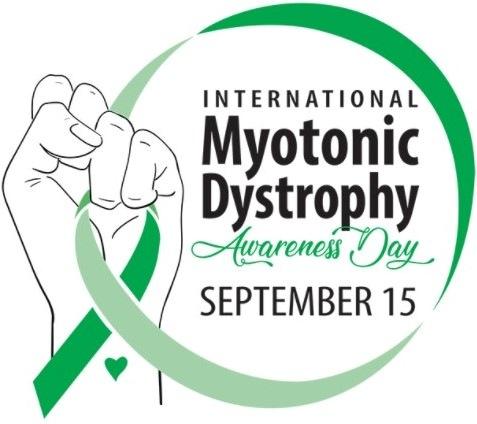 International Myotonic Dystrophy awareness day logo